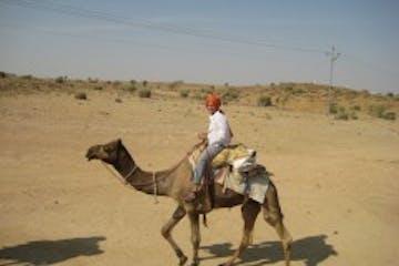 Deserto em Jaisalmer